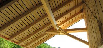 Holzbau nachher